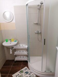 ubytování velké meziříčí - koupelna